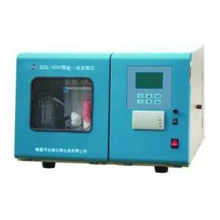 鹤壁先烽测硫仪/定硫仪/KZDL-5000型/智能一体定硫仪/测硫仪