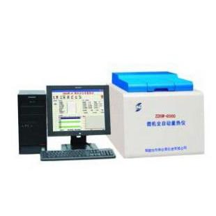 鹤壁先烽量热仪/大卡仪/ZDHW-6000型/煤炭发热量测定仪