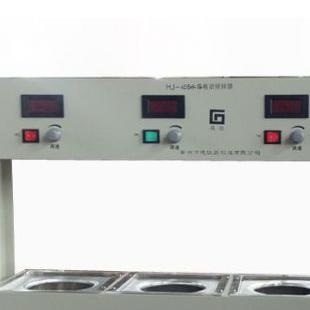 同温四工位搅拌器HJ-4S异步水浴恒温电动搅拌器