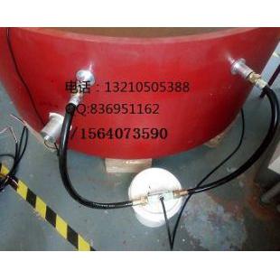 食品厂液氨罐超声波高低液位报警器