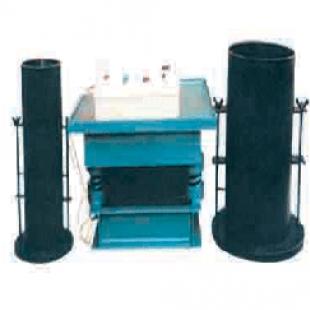 方圆粗粒土振动台,振动台法试验装置