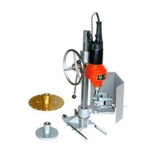 混凝土钻孔取芯机试验方法