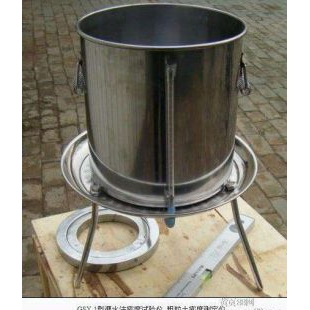混凝土灌水法快速压实度检测仪
