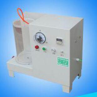 新标准透水系数真空饱水试验装置说明
