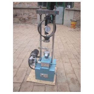 电动石灰土压力试验机JTJ051-93