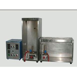 电工套管自动水平垂直燃烧试验机