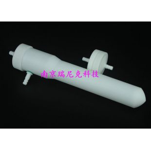聚四氟乙烯气泡吸收瓶固定污染源氟化氢测定75ml