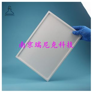 聚四氟乙烯方盘培养皿带盖尺寸可加工