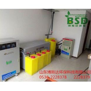 邯郸实验室污水处理设备工艺