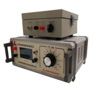 硫化橡胶体积电阻率表面电阻率检测仪