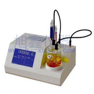 旭鑫仪器自动微量水分测定仪ST-1513