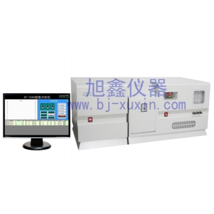 旭鑫仪器微库仑硫测定仪ST-1535