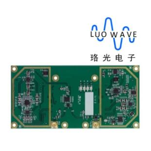 珞光电子 通用软件无线电平台射频子板-SBX