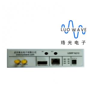珞光电子 通用软件无线电平台网络型接口系列-USRP N210