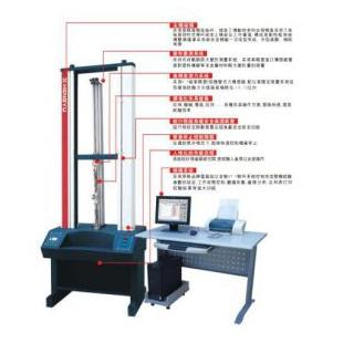 恒宇仪器HY-932CS电脑伺服控制万能材料试验机(桌上型)