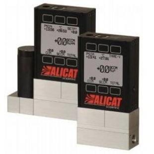 ALICAT抗腐蚀型气体质量流量计/控制器