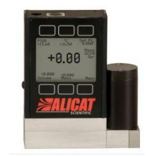 ALICAT标准型气体质量流量计/控制器