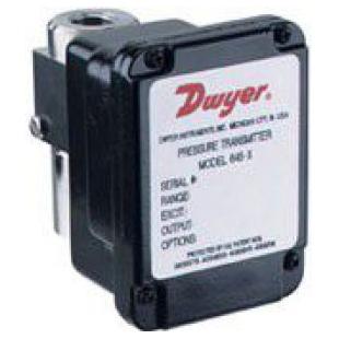 DWYER 645系列湿湿差压变送器