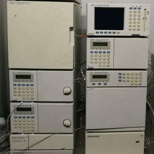 岛津液相色谱仪 LC-10A