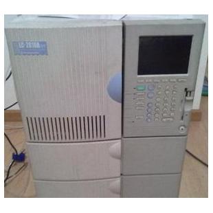 岛津LC-2010液相色谱仪