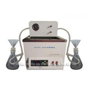 HCR1405焦化沥青类产品喹啉不溶物测定仪