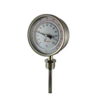 双金属温度计 精度高寿命长