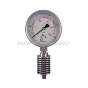 供应耐高温压力表 质优寿命长