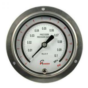 精密压力表P-P60DF    测量精准