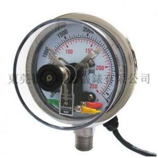 PIONEER电接点压力表  压力表开关