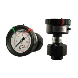 PIONEER长期供应 电镀设备耐振耐腐蚀压力表