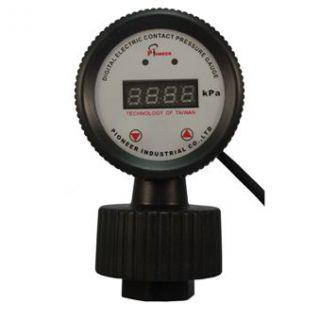 PIONEER数显隔膜电接点压力表 测量精准
