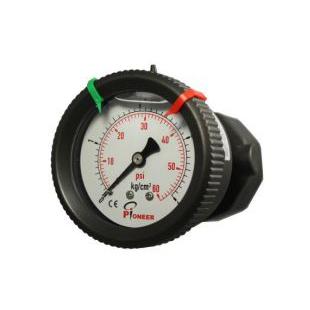 PIONEER大量現貨供應 過濾機專用壓力表