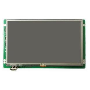7寸串口屏 串口液晶屏控制ATM070 TFT电阻屏 800*480 WiFi/GPRS手机APP监