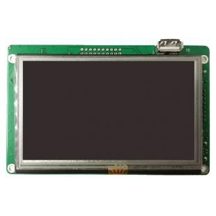 4.3寸 工业串口液晶屏ATC043 TFT电阻屏 液晶显控模组 480*272 WiFi/GPRS