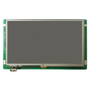 7寸串口屏 工业串口液晶屏 ATC070 TFT电阻屏 液晶显控模组800*480 WiFi/GPRS