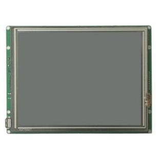 8寸串口屏 工业串口液晶屏 ATC080 TFT电阻屏 液晶显控模组800*600 WiFi/GPRS