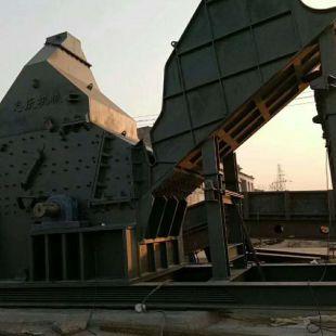 抚州大型废钢破碎机厂家 废旧金属破碎机 锤式压块废铁破碎机