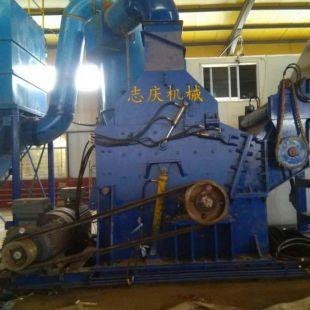萍乡废钢破碎机厂家 金属破碎机多少钱 锤式废铁破碎机
