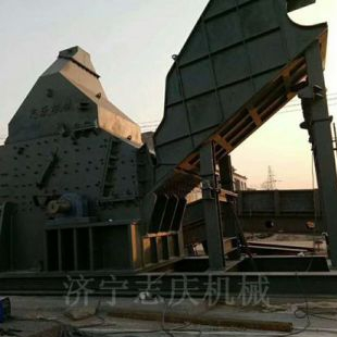 定西大型废钢破碎机 废旧金属破碎机厂家 汽车壳破碎机