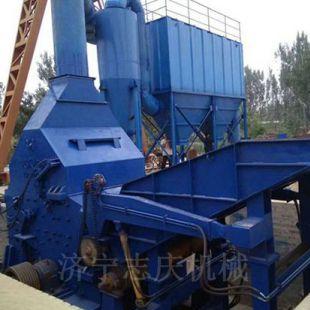 广州小型废钢破碎机生产线 易拉罐破碎机多少钱 废旧金属破碎机