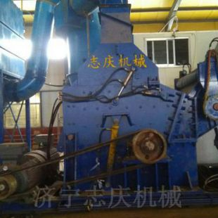 江门破碎机厂家 废钢破碎机多少钱 压块金属破碎机哪里卖