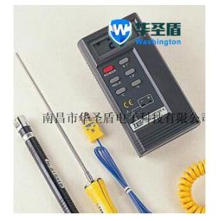 台湾TES-1310数字式温度表TES-1307记忆式温度计