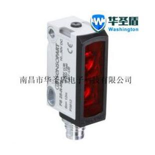 608-11022德国Sensopart固定焦距背景抑制式光电传感器FT25-RF2-PS-M4
