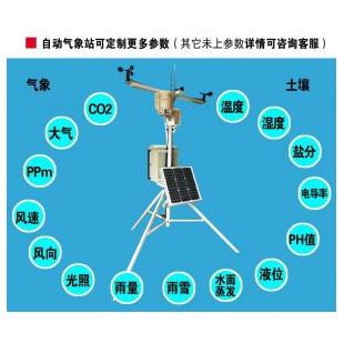 MC-QX型自动气象监测站