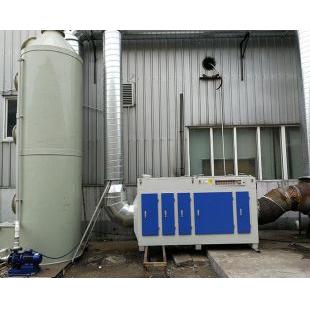 烤漆房废气处理设备,烤漆房环保设备