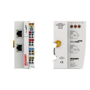 BECKHOFF倍福EK1101 EtherCAT 耦合器原装现货