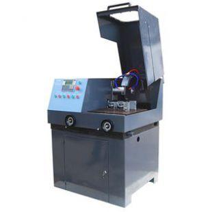 天津LQ-120Z型自動金相切割機(立式)手自一體