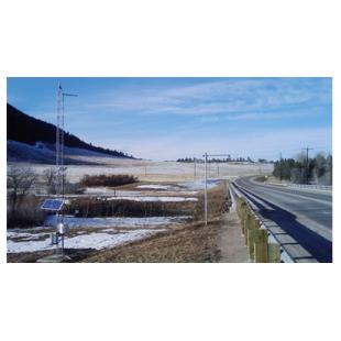 美国campbell自动气象站 道路隧道气象站  气象观测系统
