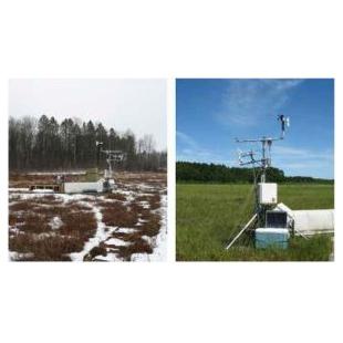 美国campbell 自动气象站 涡动观测站 气象观测系统 通量研究