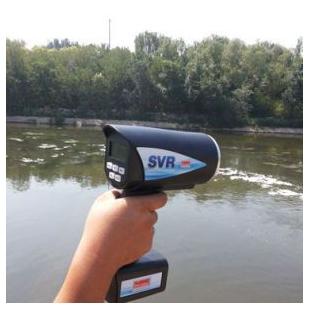 SVR 手持式电波流速仪